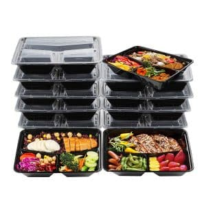 Sable Meal Prep Containers 32 Oz