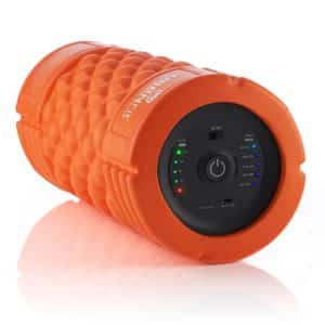Vibrating Foam Roller – 5-Speed Massage and Roller