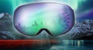 snowboard goggles