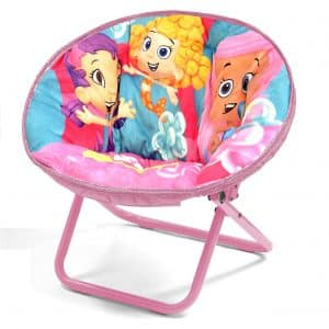 Nickeledeon Bubble Guppies Toddler Saucer Chair