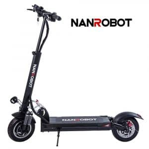 FEVERUP NANROBOT D5 + Powerful Electric Scooter
