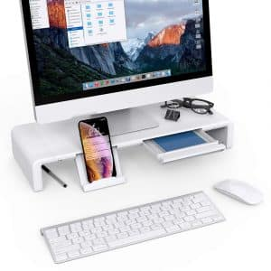Foldable Monitor Stand Riser