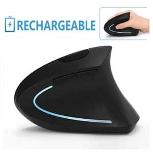 Acedada Vertical Wireless Ergonomic Mouse