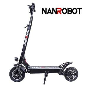 NANROBOT D4-High Speed Electric Scooter