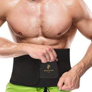 Perfotek Waist Trimmer Kit with a Sauna Suit Effect