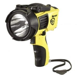 Streamlight 44910 1000-Lumens Waypoint Spotlight, Yellow