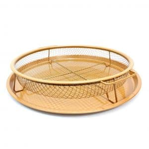 Defmax Copper Ceramic Crisping Tray
