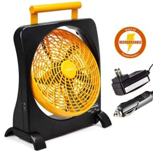 O2COOL Battery Operated Fan