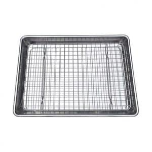 Checkered Chef Sheet Pan and Rack