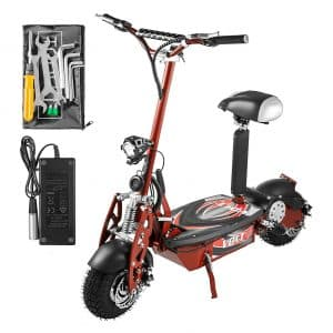 Mophorn Folding Electric 48V 1600W Scooter