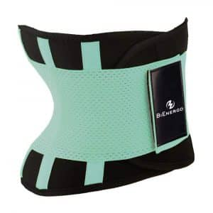Bienergo Waist Trainer Belt for Weight Loss