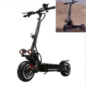 WSBBQ Electric 1600W Off-Road Electric Scooter