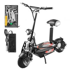 Bestauto Folding Electric Scooter 48V 1000W