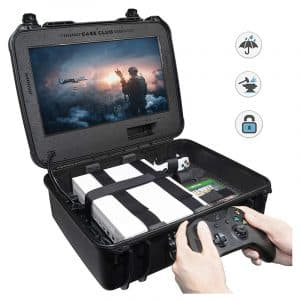 Case Club Waterproof and Portable Gaming Station, Gen 2
