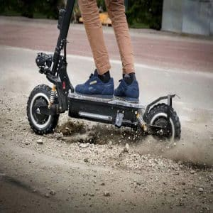 OUTSTORM 56MPH Ultra-High-Speed Electric Scooter