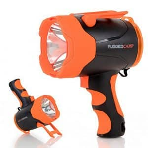 Rugged Camp TITAN M10 10W LED Rechargeable Spotlight