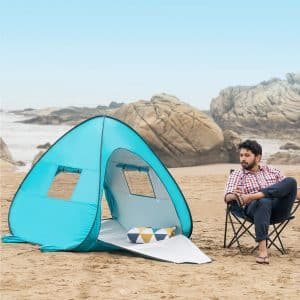 WolfWise Easy Pop Up Sun Shelter