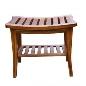 Ala Teak Shower Bench