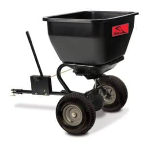 Brinly, Black Tow-Behind Broadcast Spreader