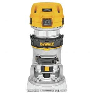 DEWALT Router, Fixed Base, Variable Speed