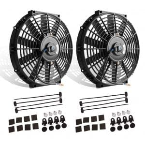 AUTOSAVER88 12 inches Electric Radiator High Performance Cooling Fan