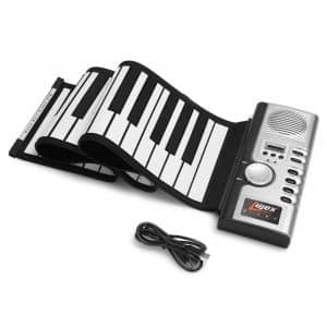 Lujex Foldable 61 Digital Piano