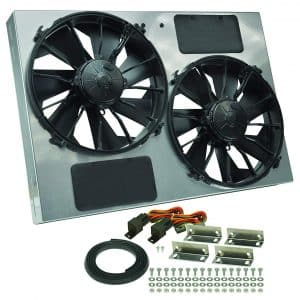 Derale Performance 16927 Dual Radiator Fan