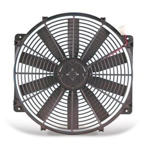 Flex-a-lite 118 16 inches Black LoBoy puller Electric Fan