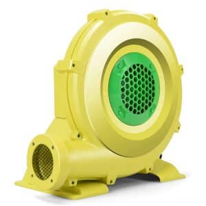 Costzon Commercial Inflatable 950 Watt 1.25HP Air Blower, Yellow