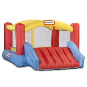 Little Tikes Inflatable Bounce House with Heavy-Duty blower