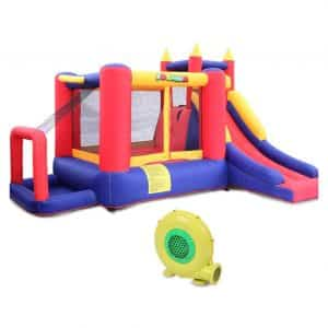 JOYMOR Bounce House with Air Blower Pump