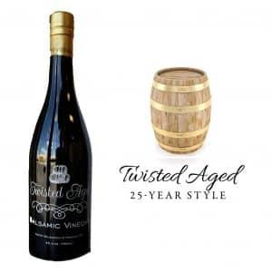 Twisted Aged Balsamic Vinegar