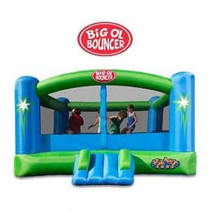 Blast Zone Inflatable Bounce House