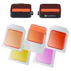 CamKix Diving Lens GoPro Filter Kit
