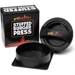 Grillaholics Burger Press