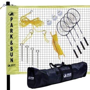 Park & Sun Sports Portable Badminton Set