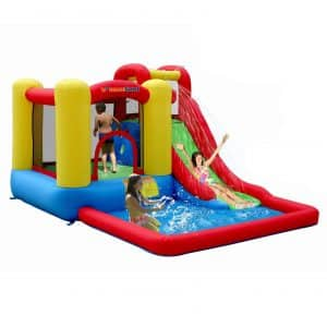 Bounceland Jump & Splash Bounce House