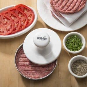 BBQ-Aid Burger Press