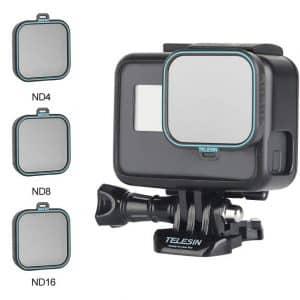TELESIN GoPro Neutral Density ND4/ND8/ND16 Lens Filter