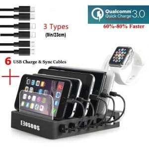COSOOS Fastest Charging Station