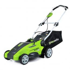 Greenworks 25142 10 Amp 16-Inch Electric Mower