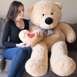 YESBEARS Giant Teddy Bear