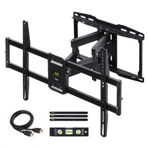 Top 10 Best Full Motion Tv Wall Mounts In 2019 Reviews