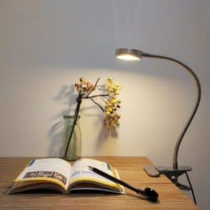 LEPOWER Clip on Light/Clip Reading Light