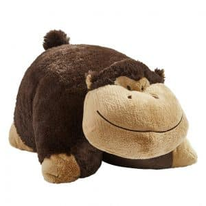 My Silly Monkey Pillow Pets