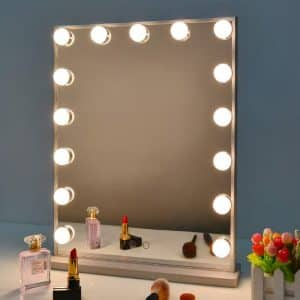 Nitin Hollywood Vanity Mirror