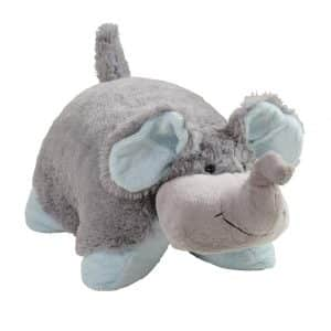 Nutty Elephant Pillow Pets
