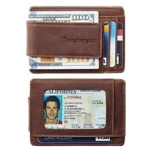 Toughergun Money Clip Wallet