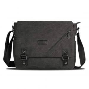 ibagbar 14-Inch Waterproof Messenger Bag