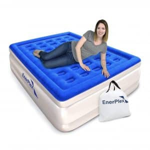 EnerPlex Luxury Raised Air Bed